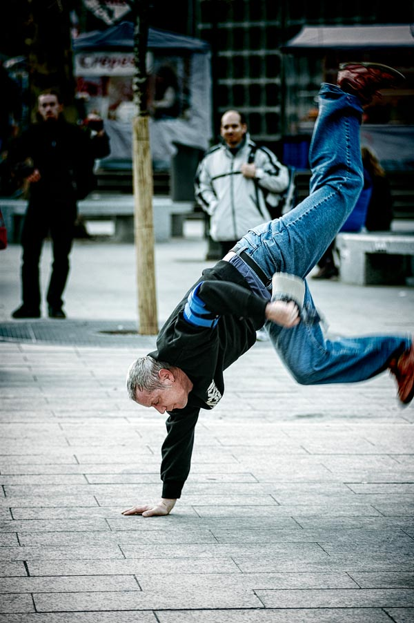 Street Dancers 2000