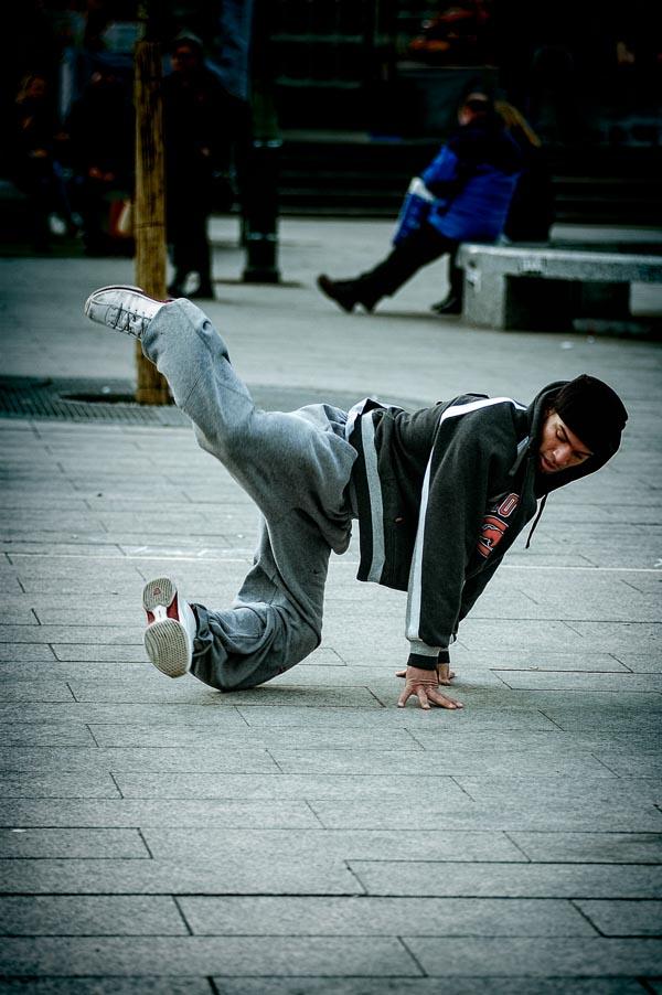Street Dancers Elbow