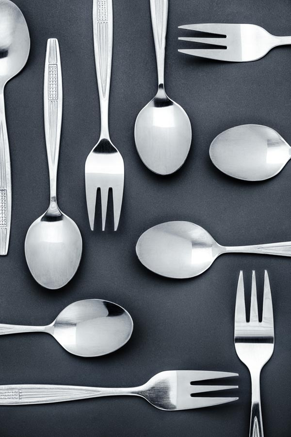Fork And Spoon Cover