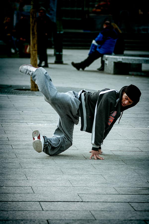 Street Dancers Cover
