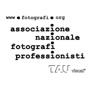 Associazione Nazionale Fotografi Professionisti Tau Visual Logo